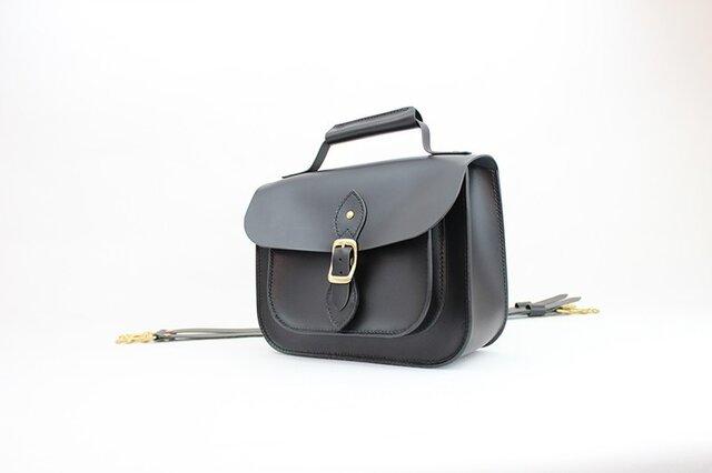 日本製 名入れ可能・本革手つくり手縫い トートバッグ リュック 小の画像1枚目