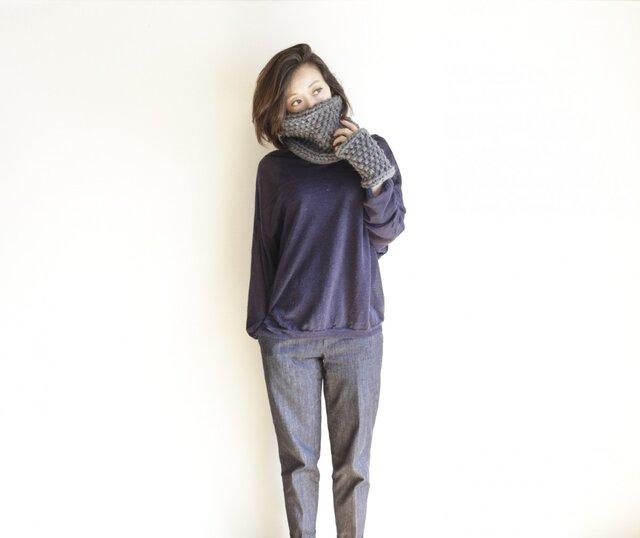 neck warmer_Ⅱ/ネックウォーマー_Ⅱの画像1枚目