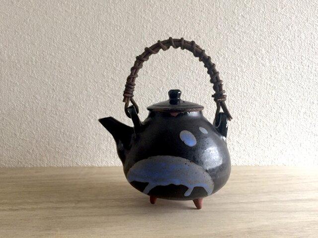 土瓶 【直火対応】の画像1枚目