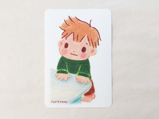 1才~BOY~ ポストカード no.098の画像1枚目