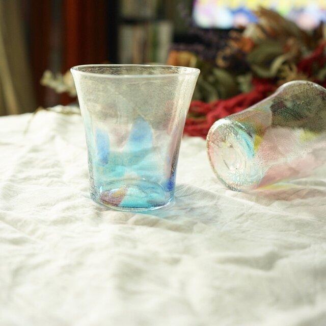 澄んだ空 グラスの画像1枚目