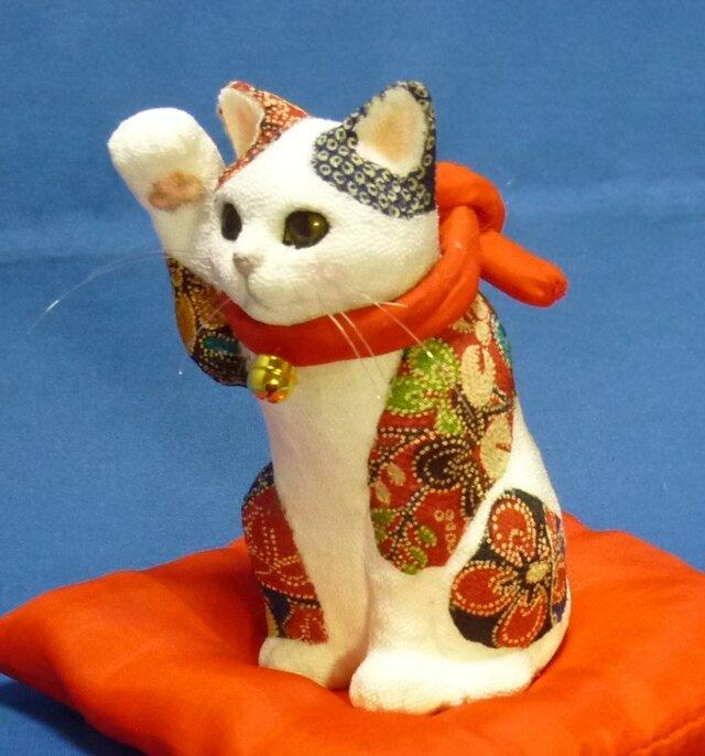 はんなり姫招き猫の画像1枚目