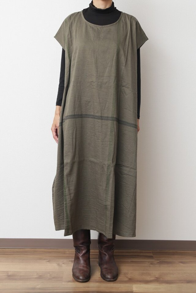 basic wear fuwa-T LONG (秋冬コーデ)の画像1枚目