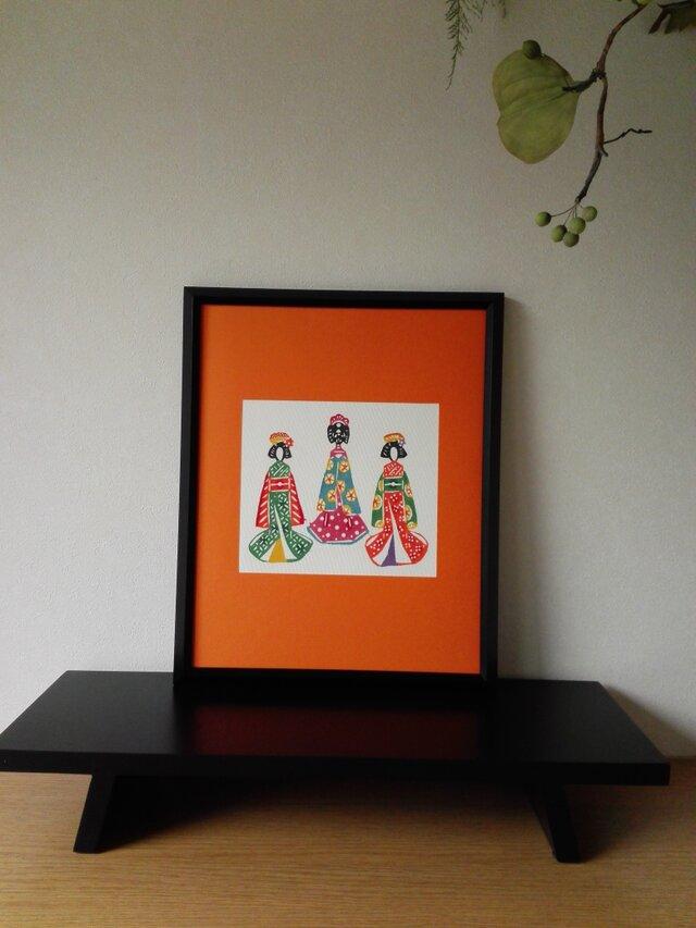 3人姉妹の画像1枚目