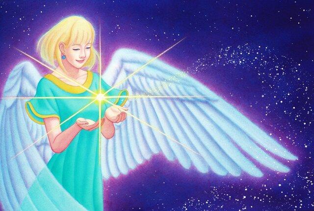 天使のブックカバー 艶肌/カラータイプ ゆったり文庫本サイズ 水や汚れに強く丈夫!! ワックスペーパーの画像1枚目