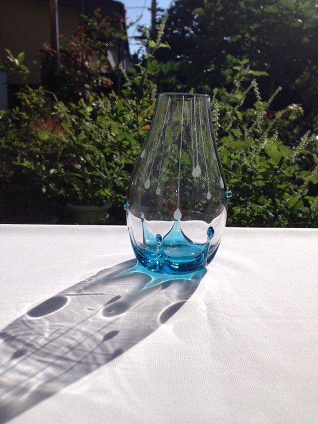 水滴 〜 一輪挿し3の画像1枚目