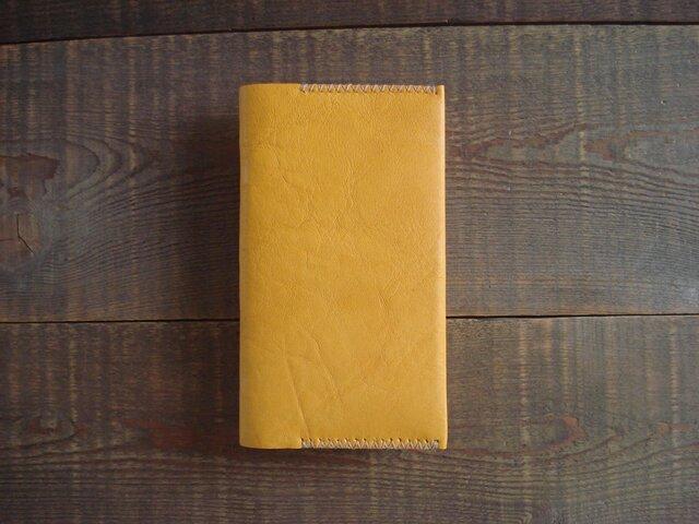手帳カバー【受注製作】の画像1枚目