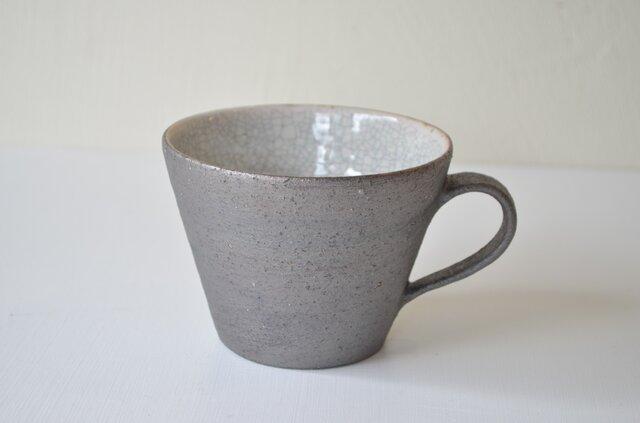 白×黒 マグカップの画像1枚目