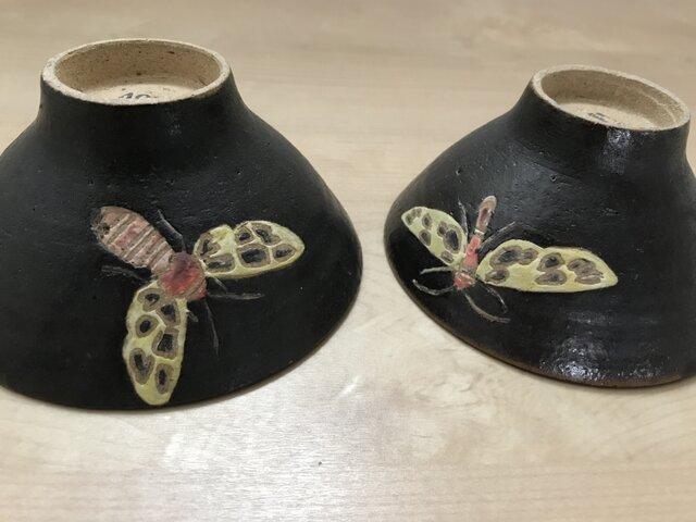 蛾の茶碗の画像1枚目