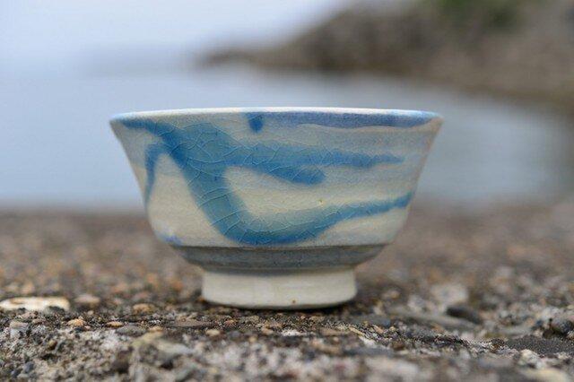茶碗  bowl W116×H66mm 180gの画像1枚目