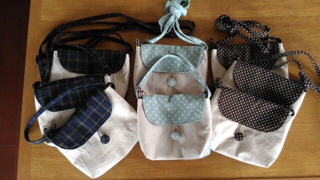 【moonさまご注文品 ハンドバッグみたいなポーチ(大)8点】の画像1枚目