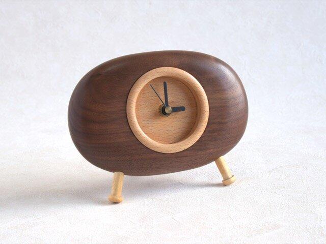 オールドB置時計の画像1枚目