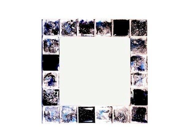 ミラー  BLUEの画像1枚目