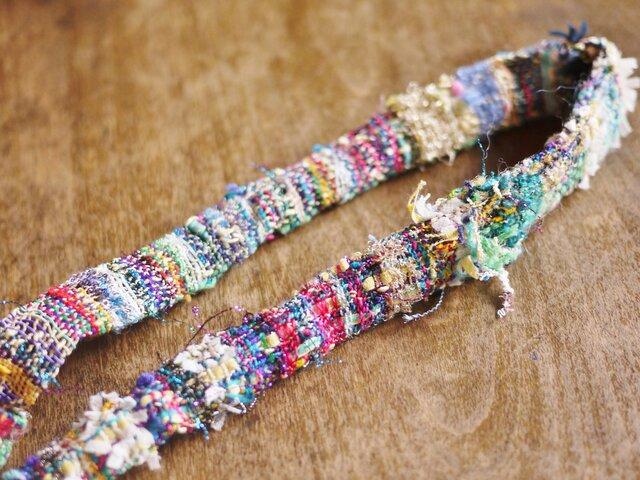 手織り カチュームの画像1枚目