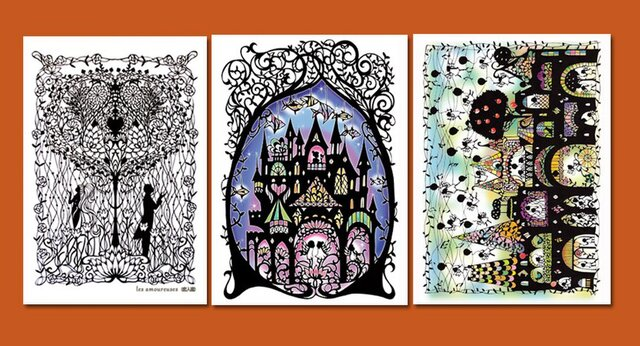 ポストカード 3枚組の画像1枚目