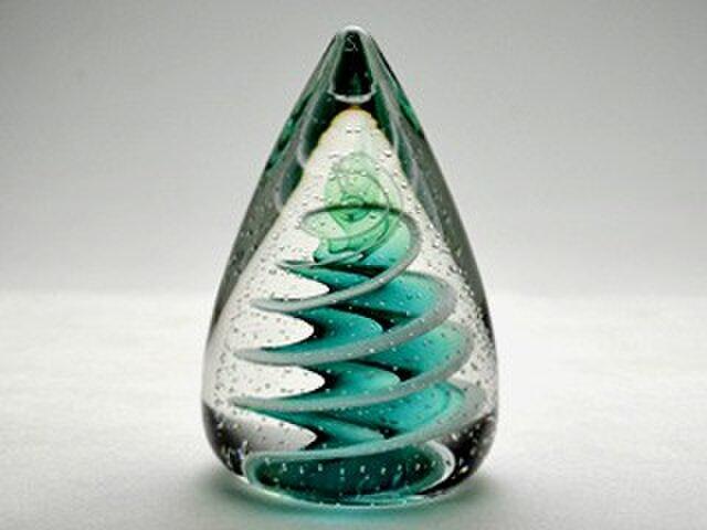 ガラスのツリー - Holy Green -の画像1枚目