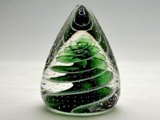 ガラスのツリー - Fir -の画像1枚目