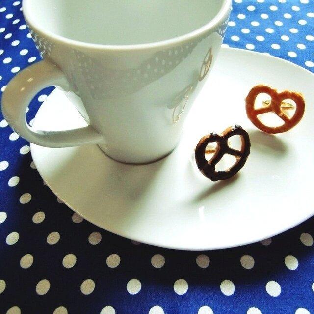 「これでいつでも食べられる」プレッツェルのリングの画像1枚目
