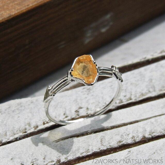 ファイアオパール Arrows Opal Ringの画像1枚目
