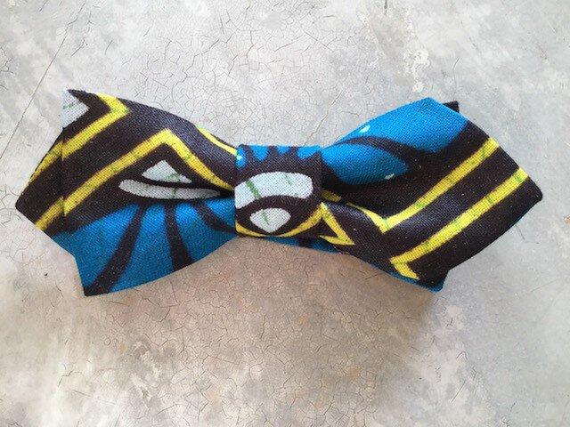 アフリカンプリント 蝶ネクタイ 3の画像1枚目