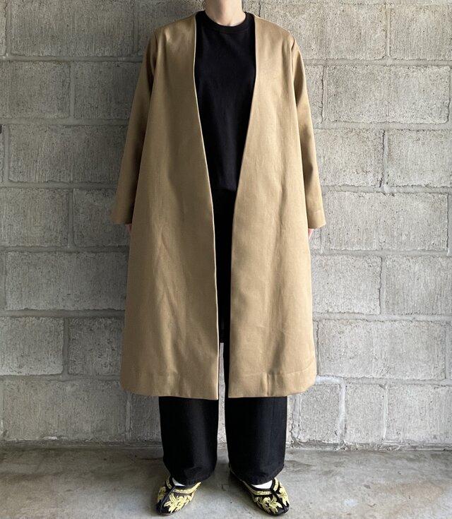【受注製作】coatの画像1枚目