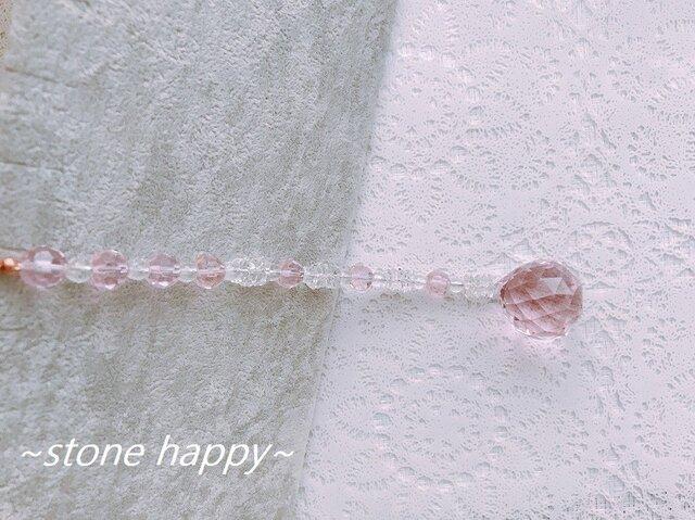 サンキャッチャー☆ピンクⅡの画像1枚目