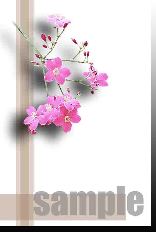 【P-3】ポストカード5枚【750円送料無料】秋冬シリーズ  の画像1枚目