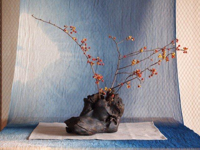 花器 - 根塊  の画像1枚目
