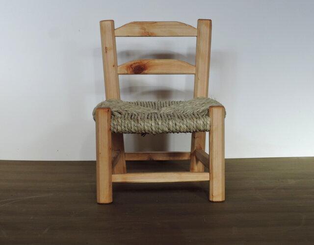 ゴッホの椅子スタイル・子供椅子の画像1枚目