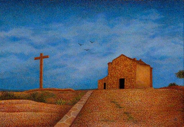 モンサラーシュ~丘の上の聖堂 Ⅱの画像1枚目