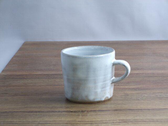 白いマグカップの画像1枚目