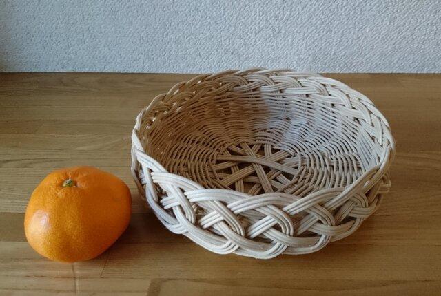 ♪ 北海道 十勝バスケット  フルーツ&菓子かごの画像1枚目