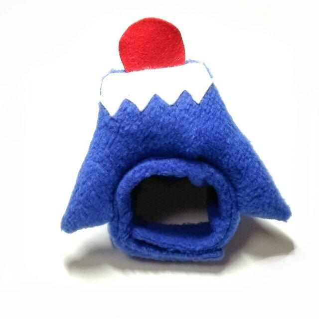 富士山のかぶりもの(帽子)【S/M/L】の画像1枚目