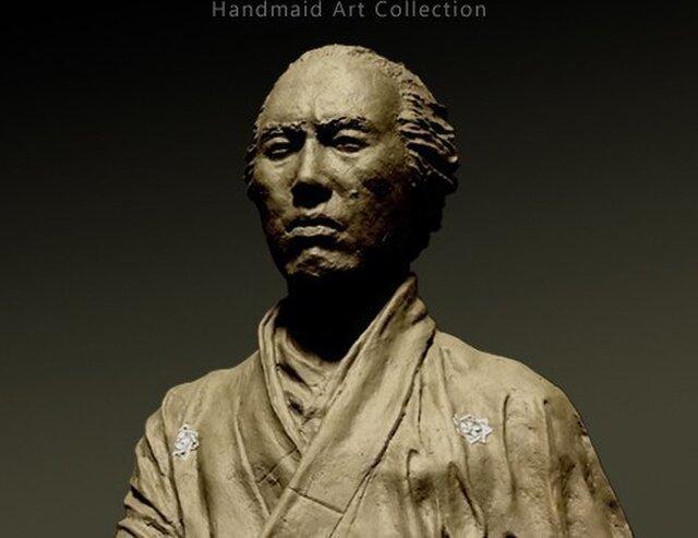 坂本龍馬像(胸像)の画像1枚目