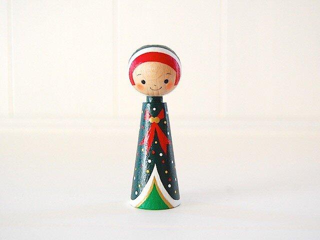 JAPAN CRAFT Kokeshi Puppe Omoi