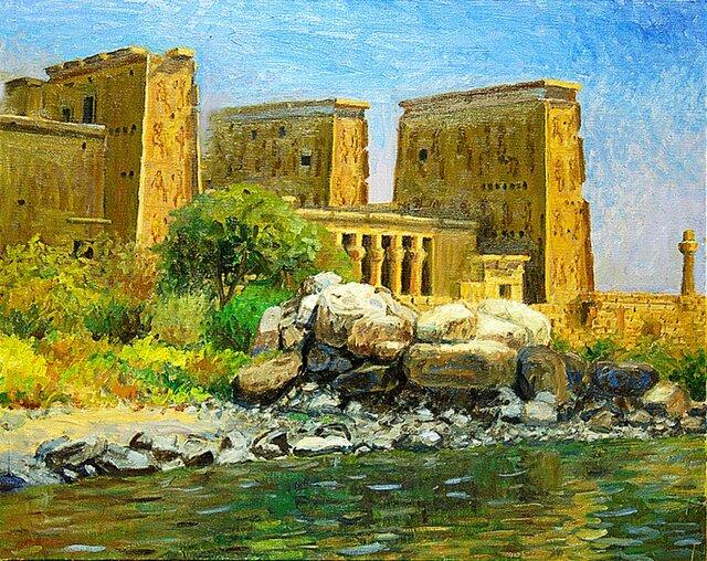 イシス神殿の画像1枚目