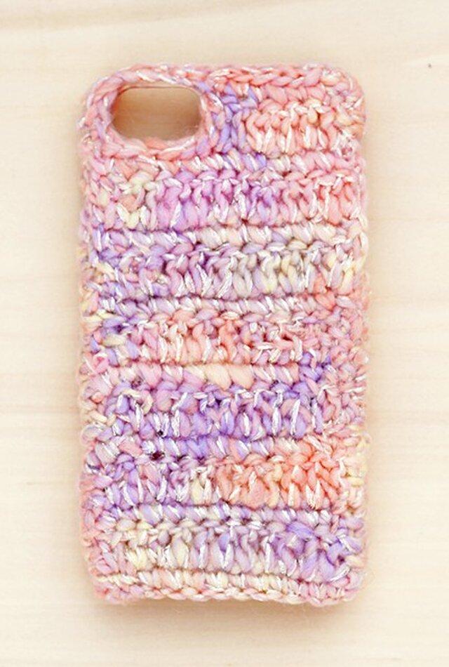 <受注>iPhone8ケース -優雅なキリン- の画像1枚目