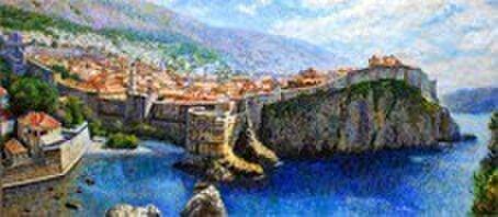 アドリア海の真珠ドブロブニクの画像1枚目