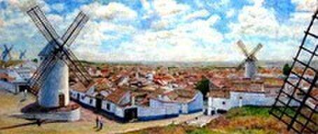 カンポ.デ.クリプタ-ナの風車の画像1枚目