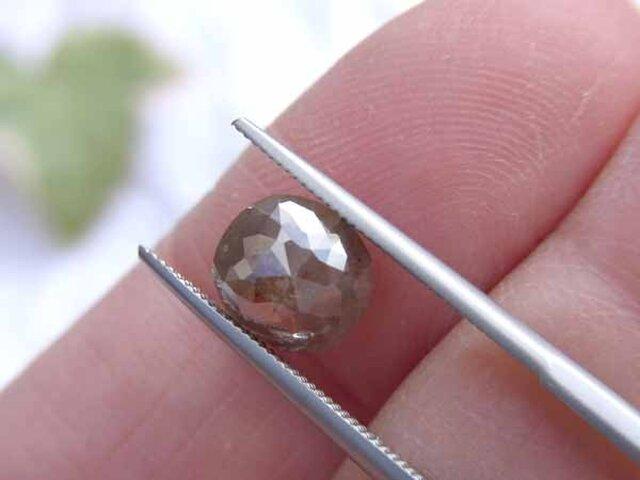 ■un20 ナチュラルダイヤ(オペックダイヤ)1.39ct■の画像1枚目