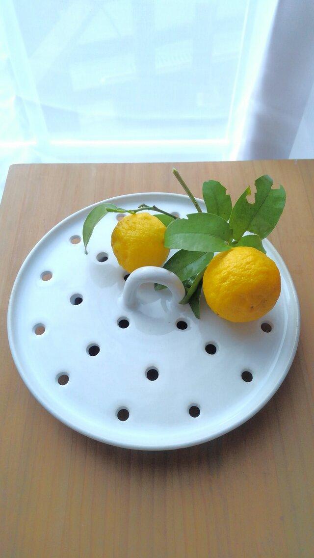 蒸し皿: Mの画像1枚目
