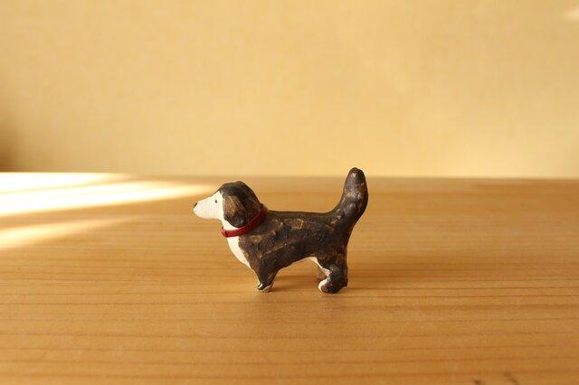 干支の陶犬。の画像1枚目