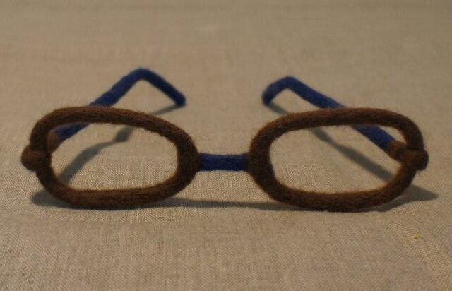 ちくちく眼鏡の画像1枚目