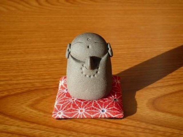 陶のお地蔵様 豆助 3の画像1枚目