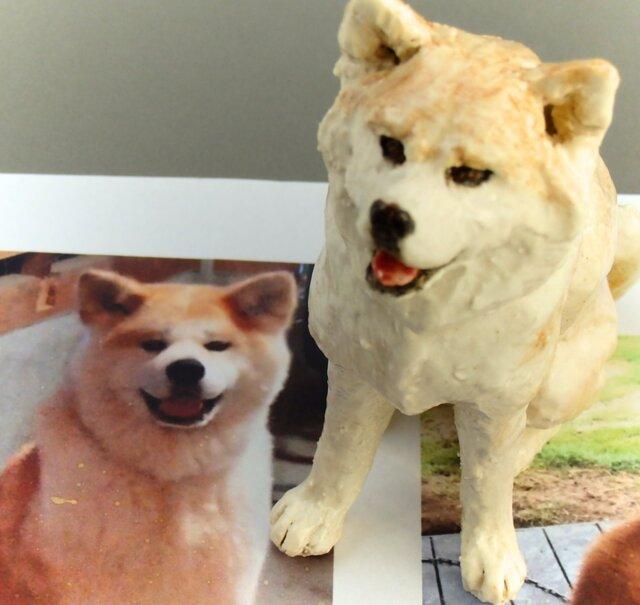 秋田犬(うちの子オーダー参考)の画像1枚目