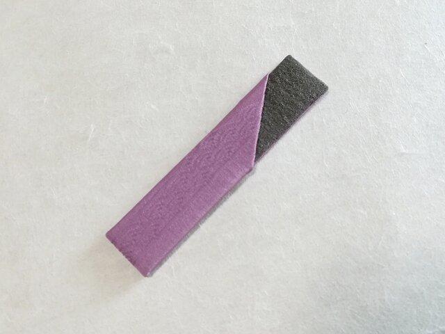 楊枝入れ 七十三号:茶道小物の一つ、菓子切鞘の画像1枚目