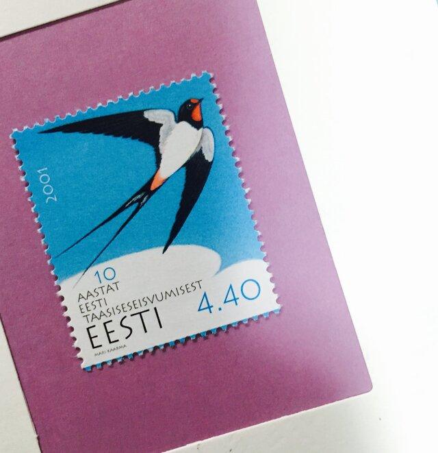 ちいさなartmuseum Estonia stampの画像1枚目