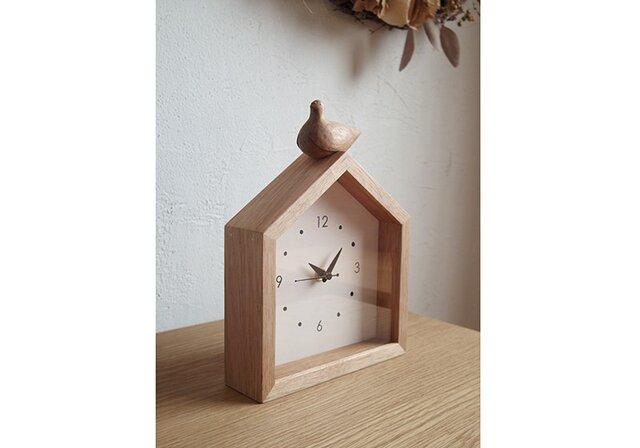 時計  mini  doveの画像1枚目