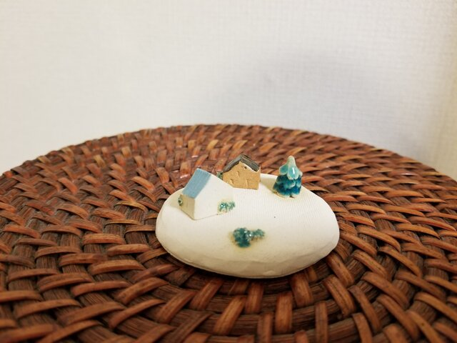 Petit Hakoniwa~お家のある風景~(置き飾り)003の画像1枚目