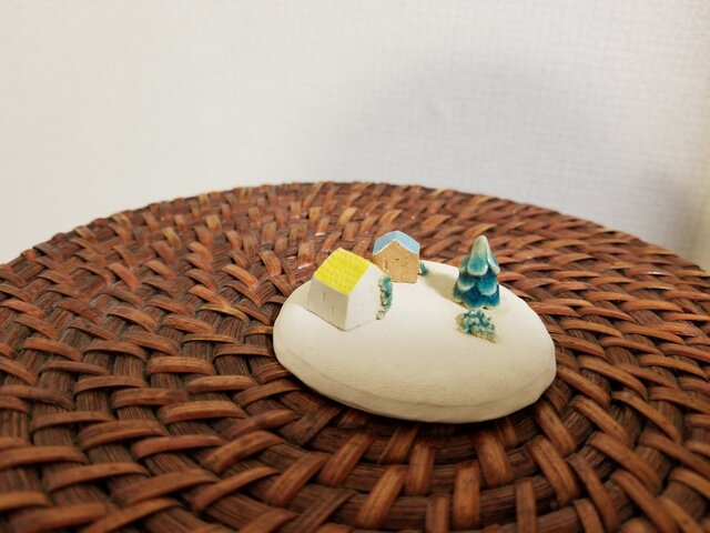 Petit Hakoniwa~お家のある風景~(置き飾り)004の画像1枚目